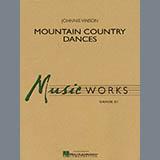 Mountain Country Dances - Concert Band