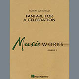 Fanfare For A Celebration - Concert Band Sheet Music