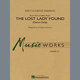 The Lost Lady Found (from Lincolnshire Posy) - Concert Band