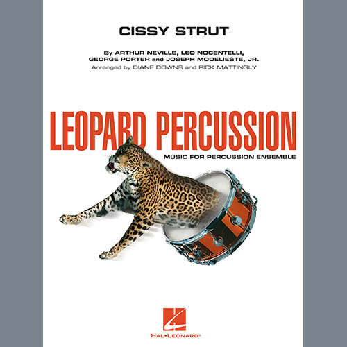 Cissy Strut - Drum Set