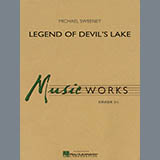 Legend Of Devils Lake - Concert Band