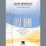 Jazzy Holidays - Concert Band