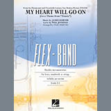 My Heart Will Go On (Love Theme from Titanic) - Concert Band