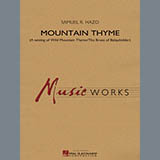 Samuel R. Hazo Mountain Thyme cover art