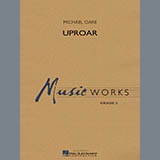 Michael Oare Uproar - Percussion 3 cover art