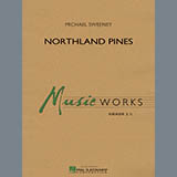 Michael Sweeney Northland Pines - Bb Clarinet 2 cover art