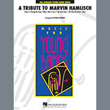 Michael Brown A Tribute To Marvin Hamlisch - Mallet Percussion cover art