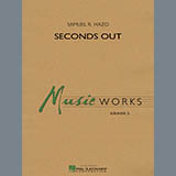 Samuel R. Hazo Seconds Out - Flute 1 cover art