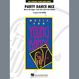 Paul Murtha Party Dance Mix - Eb Alto Saxophone 2 l'art de couverture