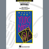 Jay Bocook Skyfall - Bb Tenor Saxophone arte de la cubierta