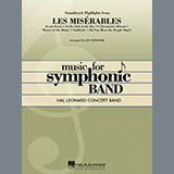 Soundtrack Highlights from Les Miserables - Concert Band