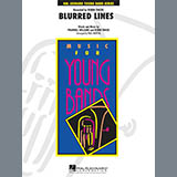 Blurred Lines - Concert Band