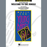 Paul Murtha Welcome to the Jungle - Conductor Score (Full Score) cover art