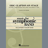 Eric Clapton on Stage - Concert Band
