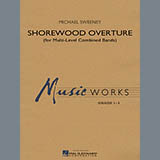 Shorewood Overture (for Multi-level Combined Bands) - Concert Band