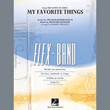 My Favorite Things (from The Sound of Music) - Pt.4 - Concert Band