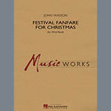 Festival Fanfare for Christmas (for Wind Band) - Concert Band