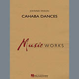 Cahaba Dances - Concert Band