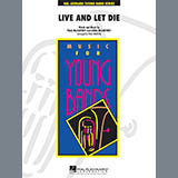 Live and Let Die - Concert Band Sheet Music