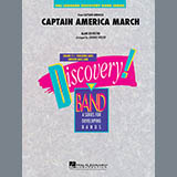 Captain America March - Concert Band