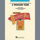 A Thousand Years (The Twilight Saga: Breaking Dawn, Part 1) - Concert Band Sheet Music