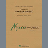 Suite from Water Music - Concert Band