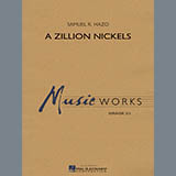 A Zillion Nickels - Concert Band Bladmuziek