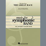 Selections from The Great Race - Concert Band