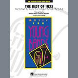 Sean O'Loughlin The Best of INXS - Tuba l'art de couverture