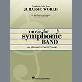 Jurassic World (Symphonic Suite) - Concert Band