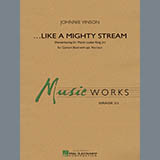 Like a Mighty Stream (for Concert Band and Narrator) - Concert Band