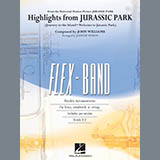 Highlights from Jurassic Park - Concert Band