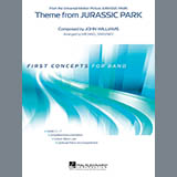 Theme from Jurassic Park - Concert Band