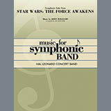 Symphonic Suite from Star Wars: The Force Awakens - Concert Band