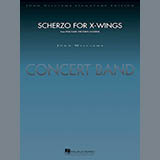 Scherzo for X-Wings - Bb Trumpet parts - Concert Band