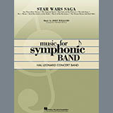 Stephen Bulla Star Wars Saga - Eb Alto Clarinet cover art