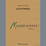Robert Buckley Lightspeed - Bb Tenor Saxophone arte de la cubierta