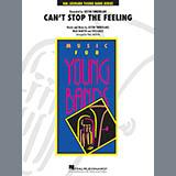 Paul Murtha Can't Stop the Feeling - Bb Bass Clarinet arte de la cubierta
