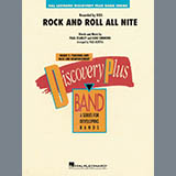 Paul Murtha Rock and Roll All Nite - Bb Trumpet 1 l'art de couverture