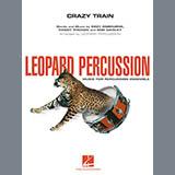 Diane Downs Crazy Train - Drum Set cover art