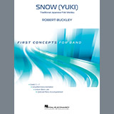Robert Buckley Snow (Yuki) - Eb Alto Saxophone cover kunst