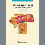 Johnnie Vinson Taylor Swift: 1989 - Eb Alto Saxophone 1 cover art