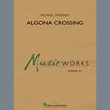 Michael Sweeney Algona Crossing - Bb Bass Clarinet cover art