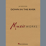 Jay Bocook Down in the River - Baritone B.C. l'art de couverture