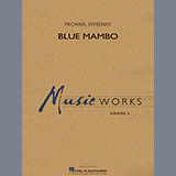 Michael Sweeney Blue Mambo - Bb Clarinet 1 cover art