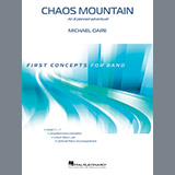 Michael Oare Chaos Mountain - Mallet Percussion cover art