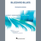 Francois Dorion Blizzard Blues - Bb Tenor Saxophone cover art