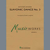 Robert Longfield Slavonic Dance No. 3 - Mallet Percussion cover art