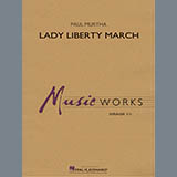 Paul Murtha Lady Liberty March - Bb Trumpet 1 cover art