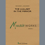 Richard L. Saucedo The Lullaby in the Mirror - Percussion 1 cover kunst